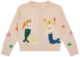 Stella McCartney Mermaid Stars Cardigan (3-36 months)