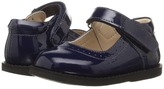 Elephantito Patent Mary Jane Girls Shoes