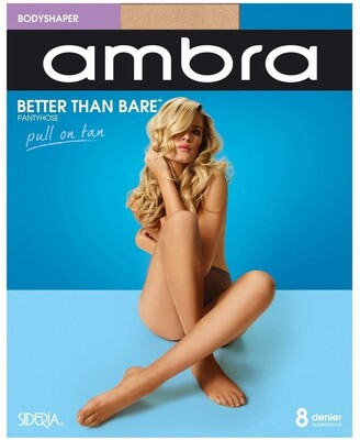 Ambra Better Than Bare Bodyshaper Pantyhose Natural