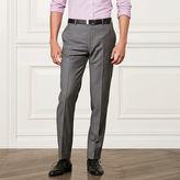Ralph Lauren Purple Label Flat-Front Wool Trouser