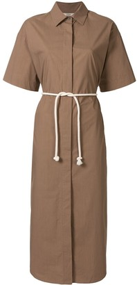 Odeeh Rope Belt Dress