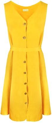 Haris Cotton Aphrodite Buttoned Dress