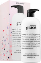 philosophy Amazing Grace Firming Body Emulsion Holiday Edition