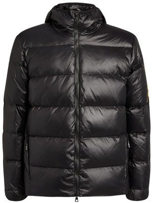 Giorgio Armani Hooded Puffer Jacket