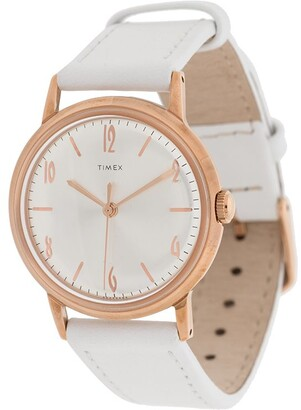 Timex Marlin hand-wound 34mm watch