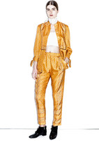 3.1 Phillip Lim Printed draped trouser