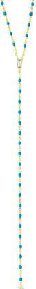 Sterling Forever 14K Over Silver Enamel Necklace