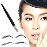 HuaYang Professional Handmade Manual Tattoo Pen Brushwork Permanent Eyebrow Makeup Black