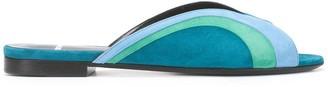 Pierre Hardy Rainbow Sandals