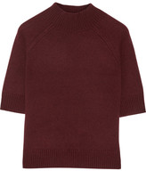 Theory Jodi B Cashmere Sweater - Burgundy