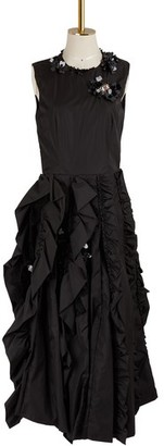 MONCLER GENIUS 4 Moncler Simone Rocha sleeveless dress