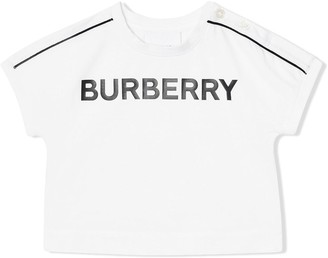 BURBERRY KIDS logo T-shirt