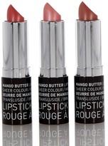 Korres Mango Butter Lipstick Trio