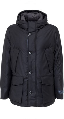 Woolrich Pocket Detail Padded Jacket