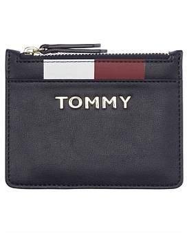 Tommy Hilfiger Th Corporate Mini Cc Wallet