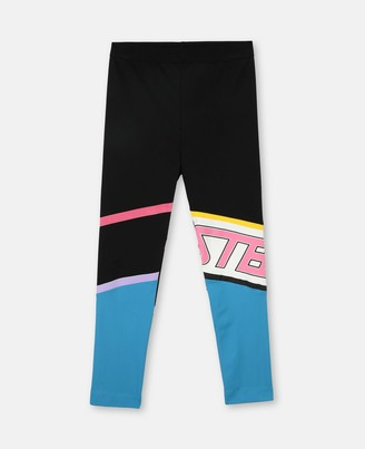 Stella McCartney sport colour block leggings