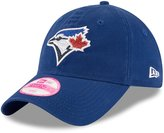 New Era Toronto Blue Jays Women's Team Glisten 9TWENTY Adjustable Hat - Size One