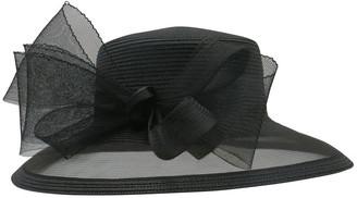 Morgan & Taylor Braid & Cinoline Bow Hat