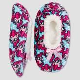 My Little Pony Toddler Girls' Pinkie Pie Slippers - Blue