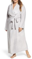 Nordstrom Plus Size Women's Luxe Shawl Robe