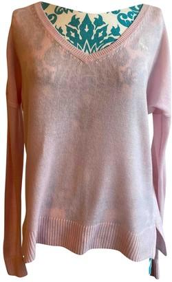 Abercrombie & Fitch Pink Wool Knitwear for Women