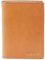 Jack Spade Mitchell Vertical Flap Wallet