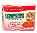 Palmolive Yoghurt and Fruits Soap 6.34 oz - Jabon de Yoghurt y Frutas (Pack of 18)