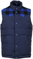 Penfield Rockway Navy Down Gilet
