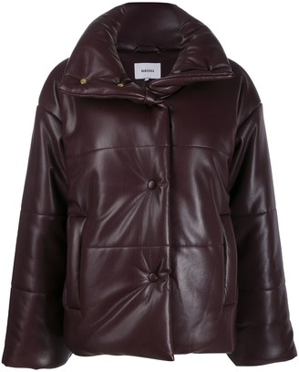 Nanushka oversized padded jacket