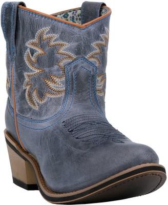 Laredo Women's Leather Boots - Sapphyre