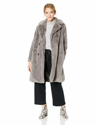 French Connection Women's Faux Fur Jackets