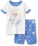 Old Navy Disney© Frozen Sleep Set for Toddler & Baby