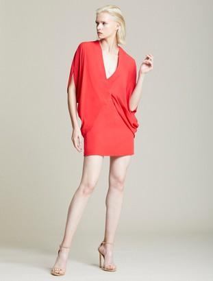 Halston Drapey Kimono Dress