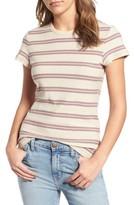 James Perse Women's Retro Stripe Tee