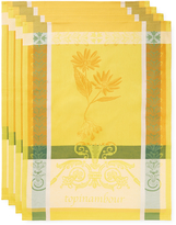 Garnier Thiebaut Garnier-Thiebaut Topinambour Kitchen Towels (Set of 4)