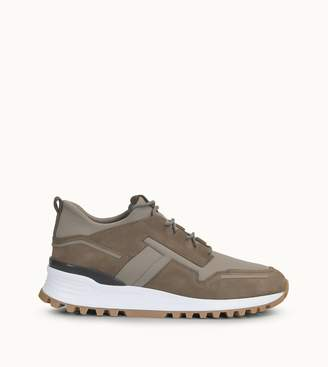 Tod's Tods Sneakers in Scuba Effect Fabric