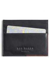Ted Baker 'Cooke' Leather Card Case