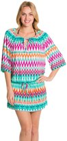 Kenneth Cole Reaction Beachside Beauty Cover Up Tunic 8123508