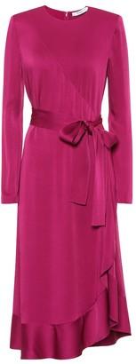 Givenchy Satin midi dress