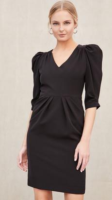 Black Halo Livia Sheath Dress