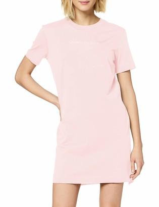 Calvin Klein Jeans Women's INSTITUTIONAL T-Shirt Dress