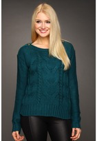 BB Dakota David Sweater (Evergreen) - Apparel