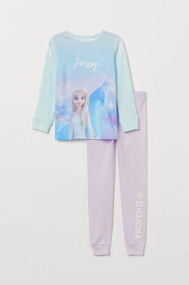 H&M Printed Pajamas