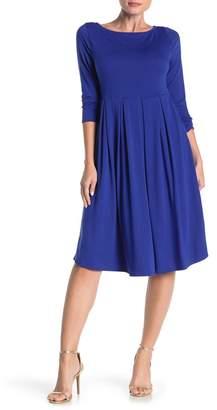 WEST KEI Midi Dress