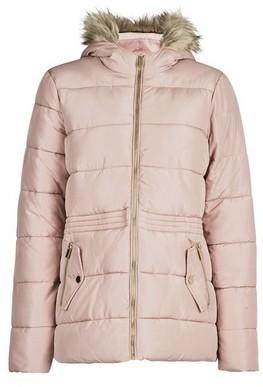 Dorothy Perkins Womens Pink Short Padded Coat, Pink