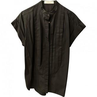 Viktor & Rolf Black Cotton Top for Women