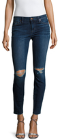Joe's Jeans Skinny Distressed Ankle Jean