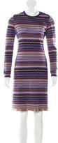 Missoni Patterned Shift Dress