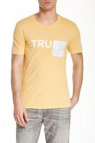 True Religion Pocket Short Sleeve Crew Neck Tee