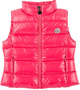 Moncler Down-Quilted Ghany Vest-PINK